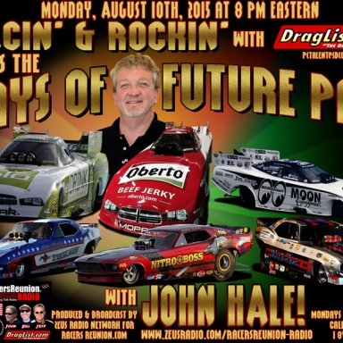 John Hale - Aug 10, 2015