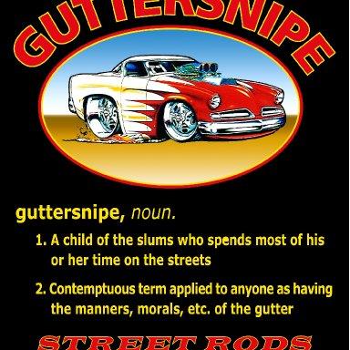 GUTTERSNIPE STREET RODS