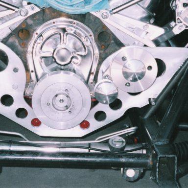 FRONT MOTOR PLATE