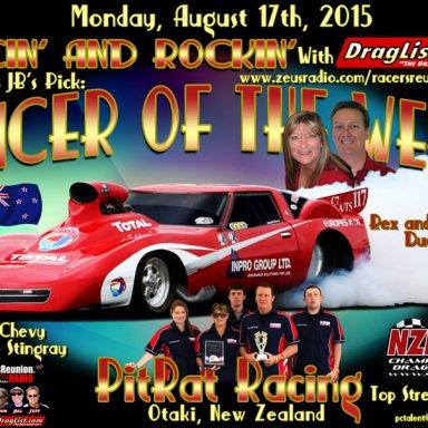 Pit Rat Racing - Aug 17, 2015