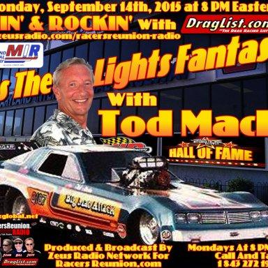 Tod Mack - Sep 14, 2015