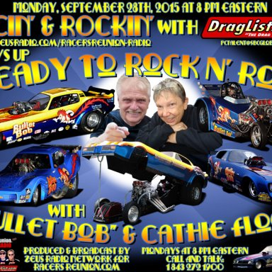 Bob and Cathie Floch -Sept 28, 2015
