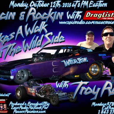 Troy Ray - Oct 12, 2015