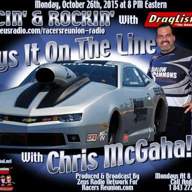 Chris McGaha - Oct 26, 2015