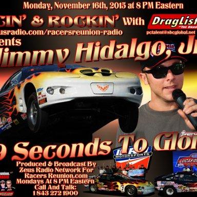Jimmy Hidalgo Jr. - Nov 16, 201
