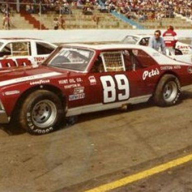 Billy Smith at Martinsville