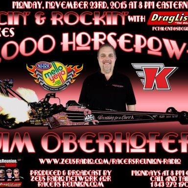 Jim Oberhofer - Nov 23, 2015