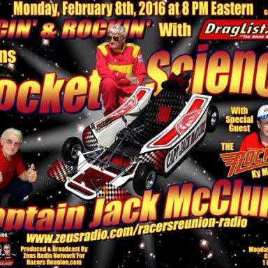 Jack McClure - Feb 8, 2016