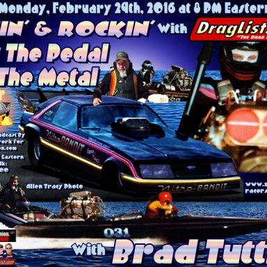 Brad Tuttle Feb 29,2016