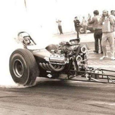 My Dad Gary Essman in his car