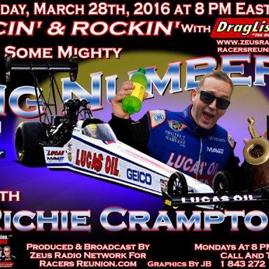 Richie Crampton - Mar 28, 2016