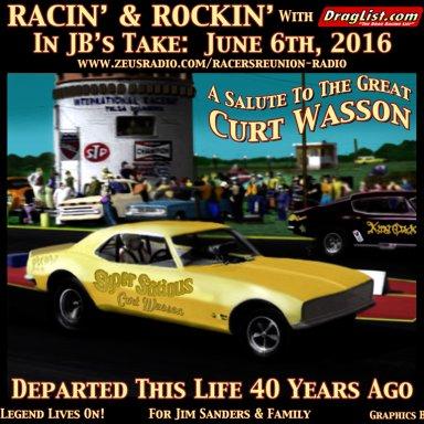 Curt Wasson - Intl Raceway