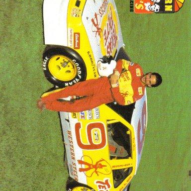 1989 #9 Ben Hess Texas Pete Sauces