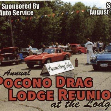 Pocono Drag Lodge Reunion 8-13-2016