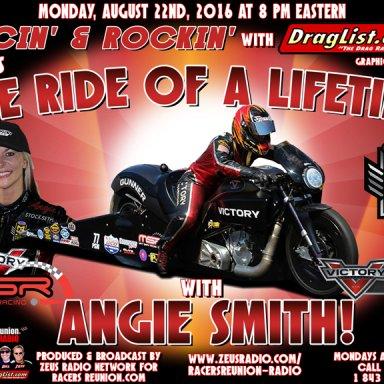 Angie Smith - Aug 22, 2016