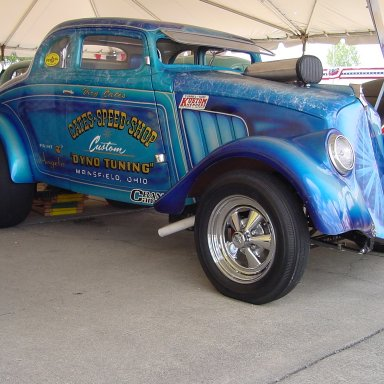 Virgil Cates Willys Gasser