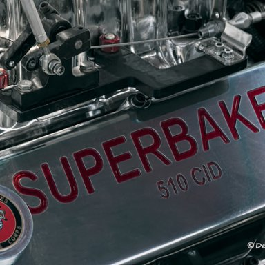 VALVE COVER POSTER