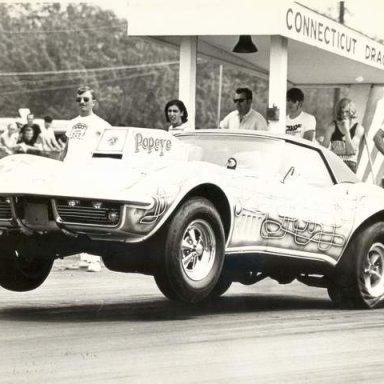 Popeye Corvette