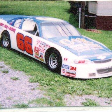 Bob's race car