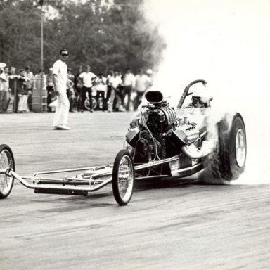Don Roberts in the Freedom Machine