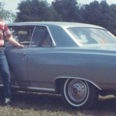 First new car. 1965 Malibu SS.