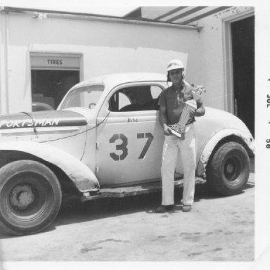 Butch Torrie 1958