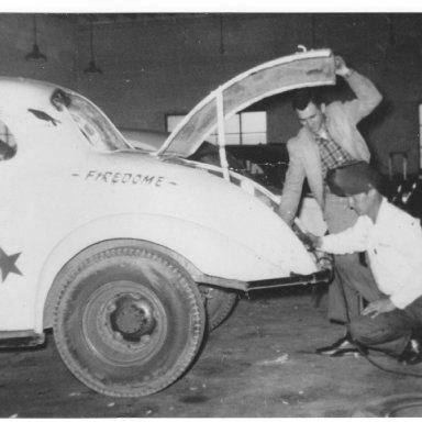 Welding car #37