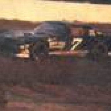 steve's race car