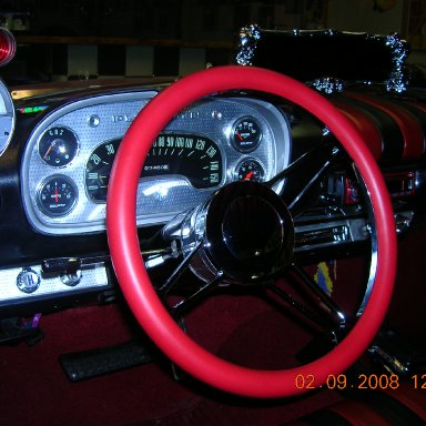 New Steering Wheel in 58 002