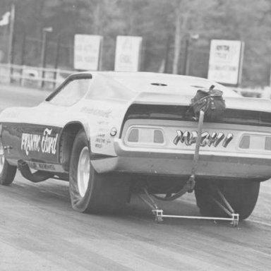 Frantic Ford rear at NED sm