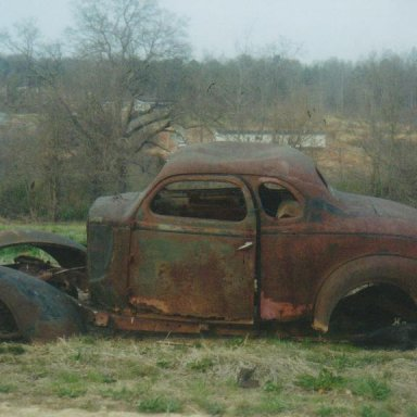 1938 Dodge Body