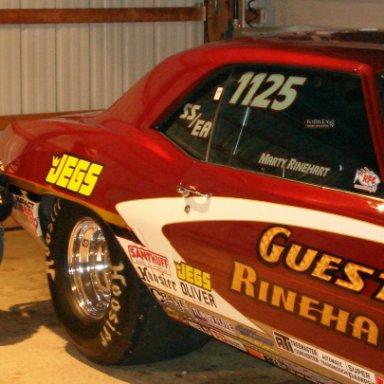 Marty Rinehart, Jr.