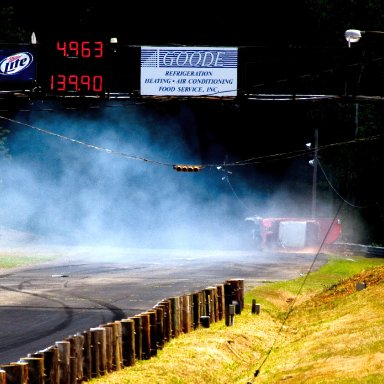 The Crash of Jack Todd's Starliner at ODR 139 MPH