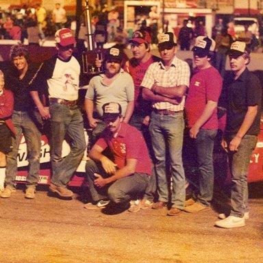 The Crew 7-8-1983