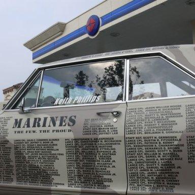 Names of the Fallen.