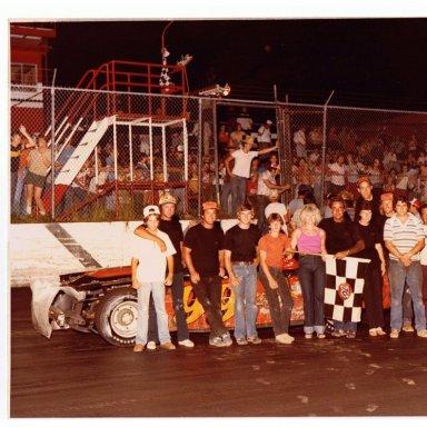 Voluisa County Speedway 7/14/79