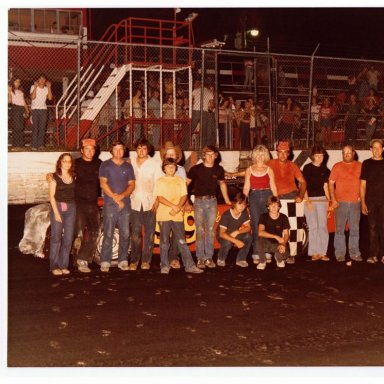 Volusia County Speedway 7/21/79