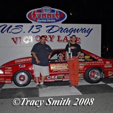 2008 RAM US13 Winner's Circle (8.533)