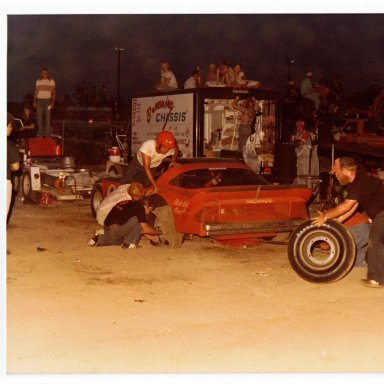 Volusia County Speedway 7/22/79