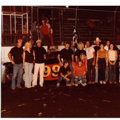 Voluisa County Speedway 7/28/79