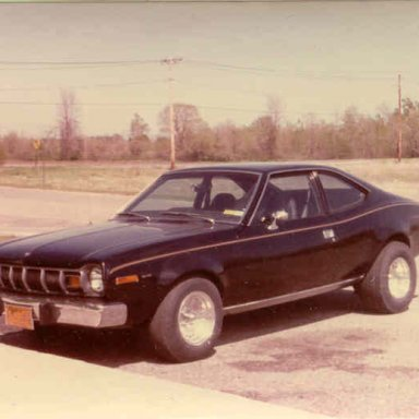 '74 AMC Hornet