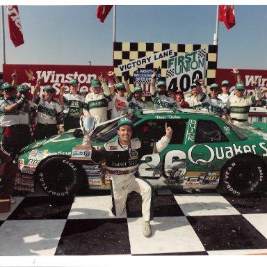 kenny bernstein 1990 team Brett Bodine