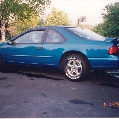 '94 Ford Thunderbird