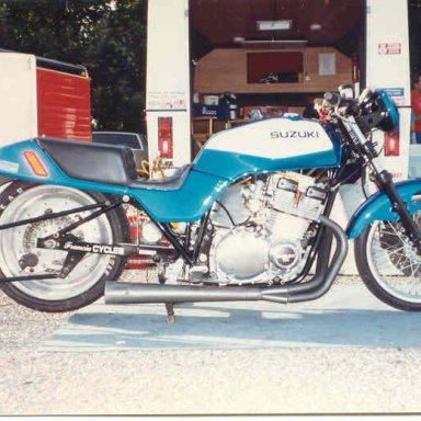 '82 Suzuki GS 1100