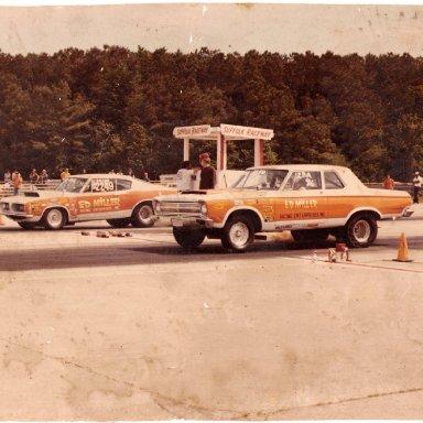 68 & 65 at Suffolk 1975