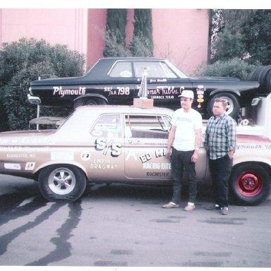 Ed & Kip Pomona 1967-- 2