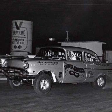 My 57 Chevy Gasser