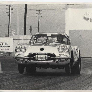 Old Corvette days