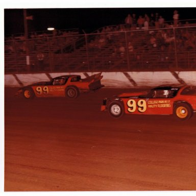 Volusia County Speedway 1981