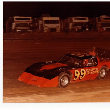 Volusia County Speedway 2/81
